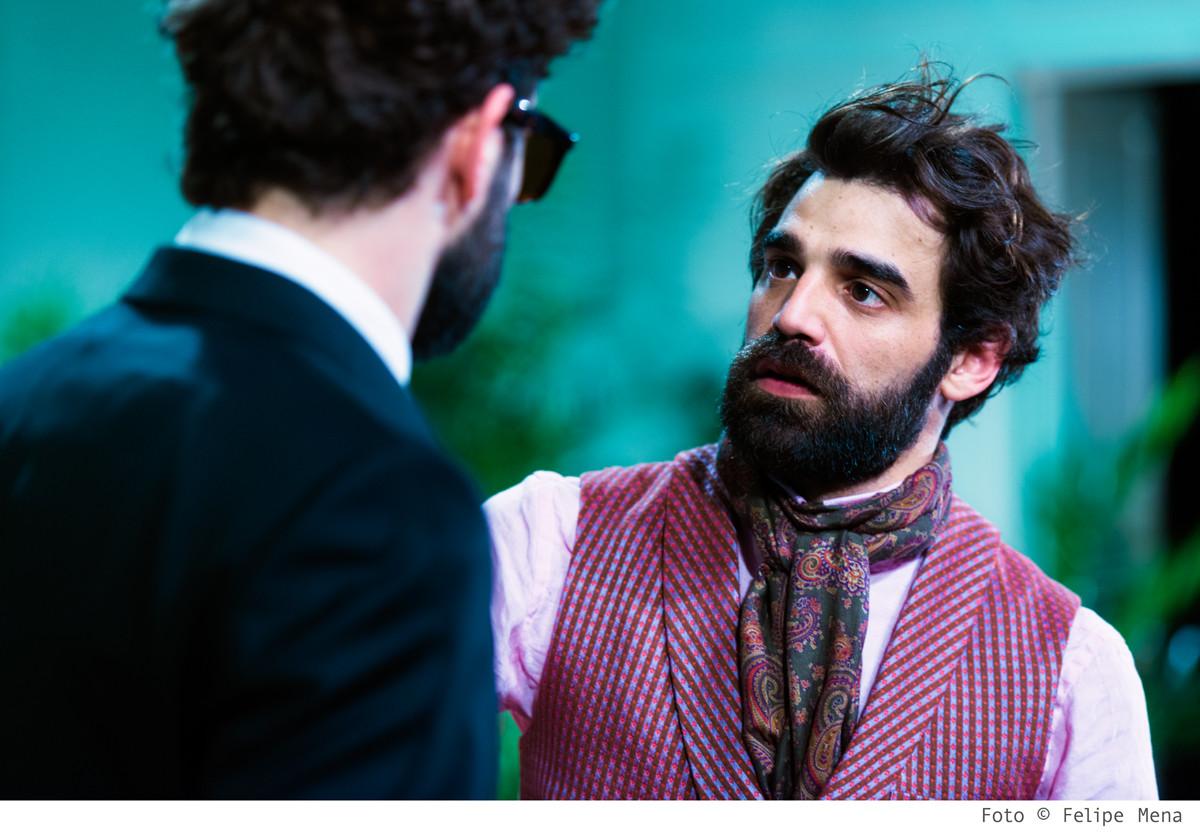 LA IMPORTÀNCIA DE SER FRANK d'Oscar Wilde Tour       (Oscar Wilde's The importance of being Earnest)