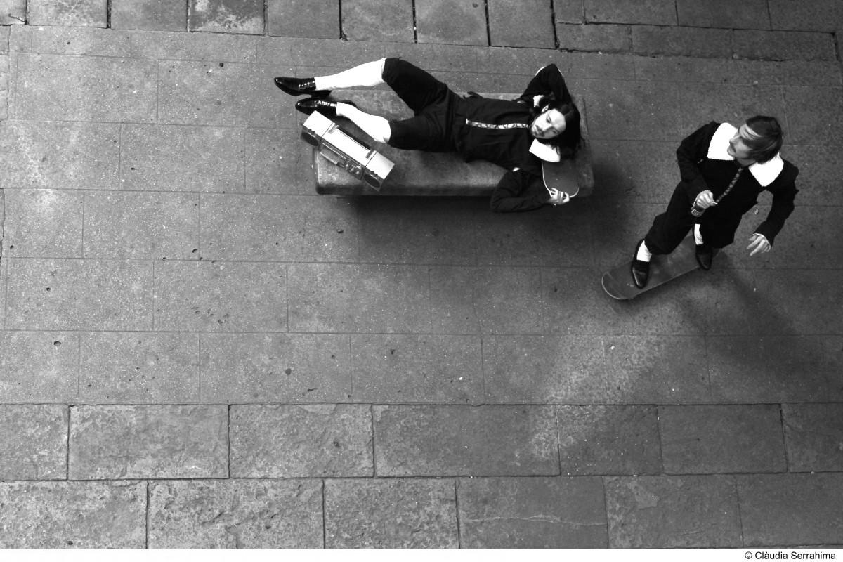 LOS ESQUEITERS by Nao Albet and Marcel Borràs