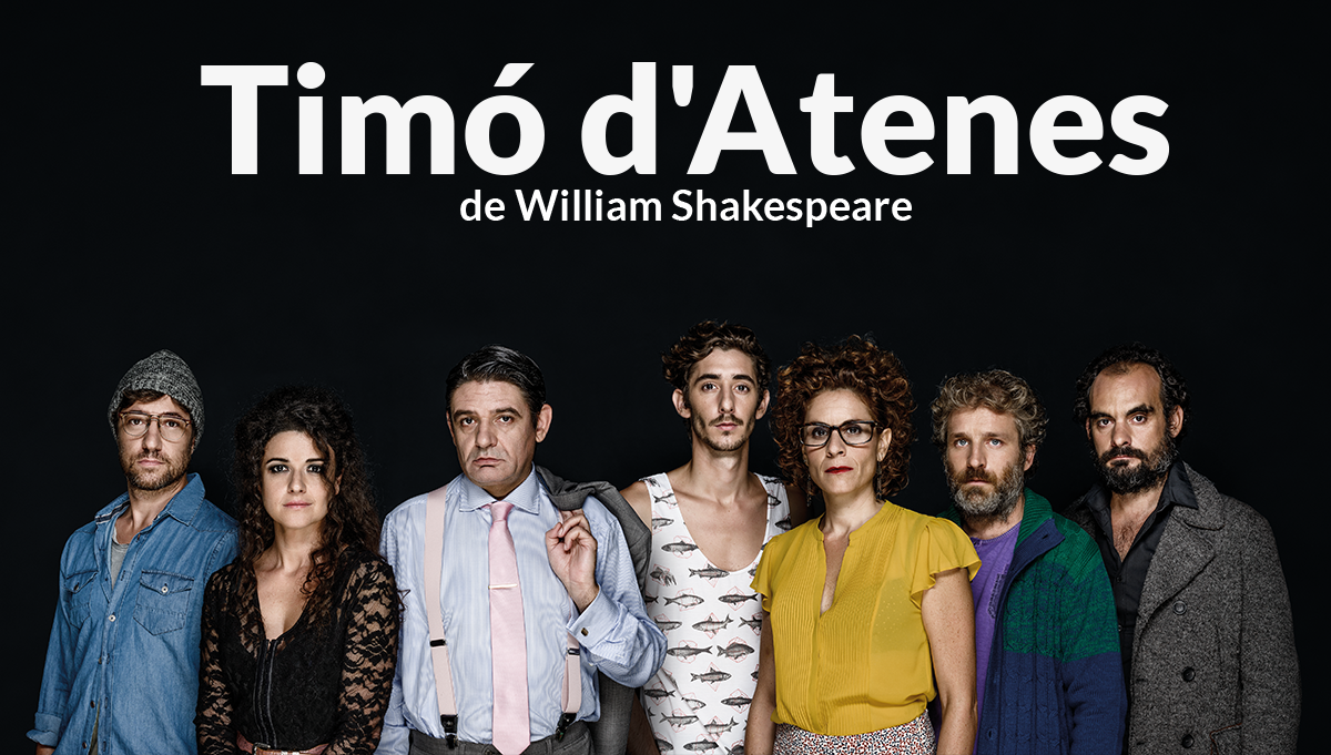TIMÓ D'ATENES de William Shakespeare